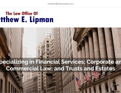 Matthew Lipman Law